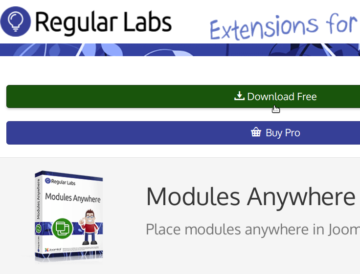 01 download modules anywhere